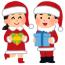 ダイソーのクリスマス衣装やカチューシャ・帽子でサンタやトナカイに
